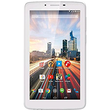 """Tablette - ARCHOS 70 Helium 7"""" IPS (8GB, 4G/LTE + Wi-Fi, Android 4.4)"""