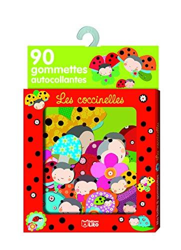 Ma boîtes à gommettes - les coccinelles - De 3 à 5 ans