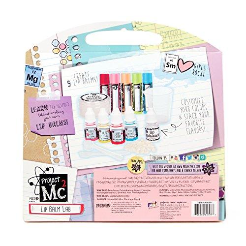 MC2 Create Your Own Lip Balm Lab