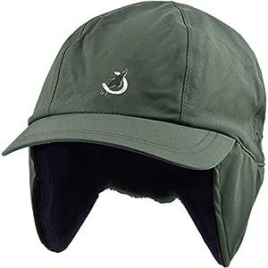 SealSkinz Men's Thermal Waterproof Cap - Olive, X-Large
