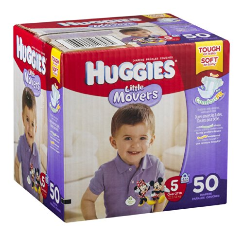Huggies Little Movers - 1