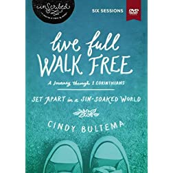 Live Full Walk Free: A DVD Study: Set Apart in a Sin-Soaked World