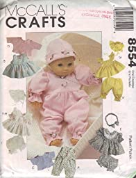 McCall\'s Pattern 8554. Clothes, Clothing for 8-10\