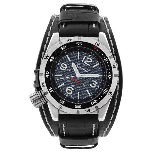 [シーレーン]SEALANE 腕時計 20BAR SE39-LBK メンズ