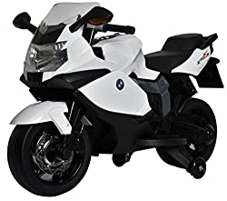 Mera Toy Shop Bmw K1300 S Battery Operated Motorcycle-White
