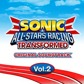 Opening [Sonic & Sega-All Stars Racing]