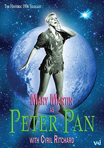 Peter Pan (Peter Pan With Mary Martin Dvd compare prices)