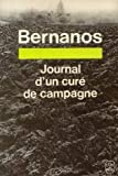 Journal d'un cure de campagne (2253005606) by Bernanos Georges
