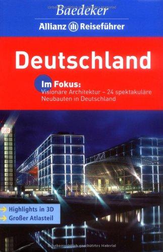 Baedeker Allianz Reiseführer Deutschland