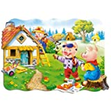 Jigsaw puzzle 30 Three Little Pigs