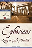 img - for Ephesians: Living in God's Household (Fisherman Bible Studyguides) book / textbook / text book