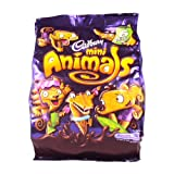Cadbury Chocolate Animals 6 Pack 132g