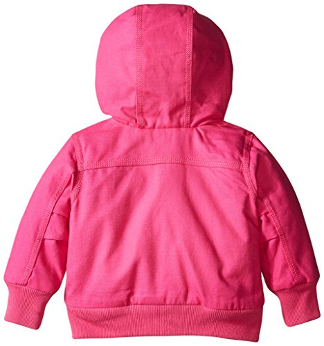 Carhartt Baby Girls Wildwood Jacket Pink 12 Months