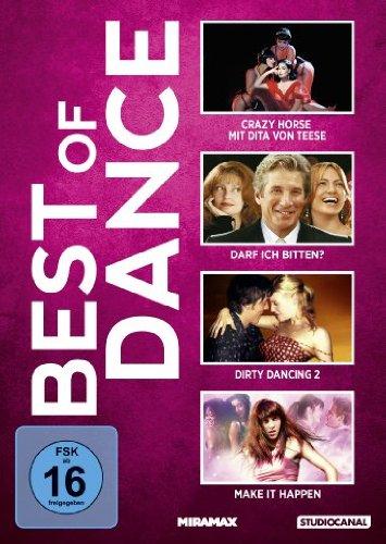 Best of Dance: Crazy Horse mit Dita von Teese / Darf ich bitten? / u.a. [4 DVDs]