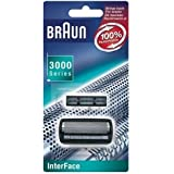 Braun 3600FC Shaver/Razor Foil and Cutter Combo Pack (3000 Series, InterFace, InterFace Excel)