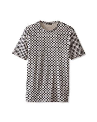 Ermenegildo Zegna Men's Printed T-Shirt