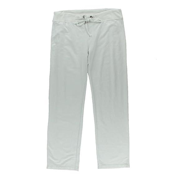 XCVI Womens Slub Drawstring Lounge Pants