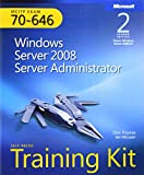 img - for Self-Paced Training Kit (Exam 70-646) Windows Server 2008 Server Administrator (MCITP) (2nd Edition) (Microsoft Press Training Kit) book / textbook / text book