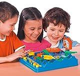 Tomy-Geschicklichkeitsspiel-fr-Kinder-Crazy-Ball-mehrfarbig-hochwertiges-Kinderspielzeug-Spieleklassiker-Labyrinth-Game-ab-5-Jahre