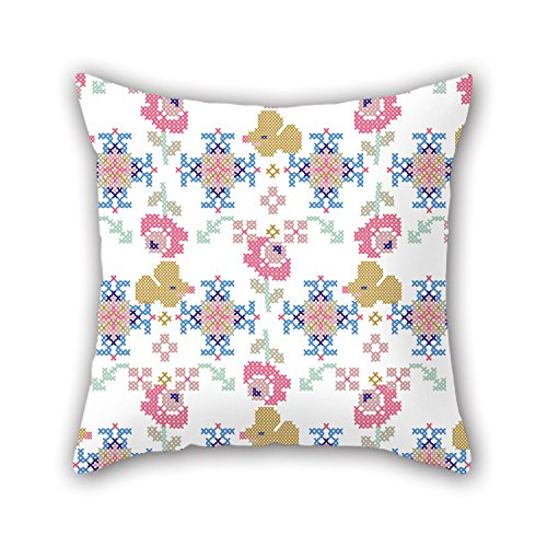 PILLO Bohemian Pillow Shams 20 X 20 Inches / 50 By 50 Cm Best Choice For Chair,father,drawing Room,christmas,teens Girls With Both Sides (Celtic Knot Bracket compare prices)