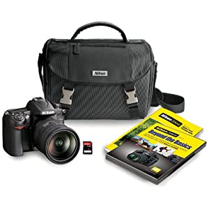 Nikon D7000 DX-Format CMOS Digital SLR Kit