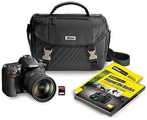 Nikon D7000 DX-Format CMOS Digital SLR Kit with 18-200mm f/3.5-5.6G AF-S DX VR II ED Nikkor Lens