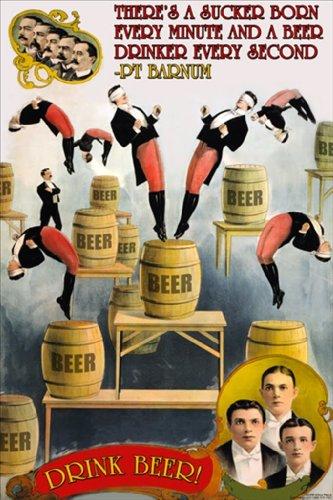 Barrel Beer Mugs