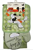 Disney Mickey Chef de Cuisine Kitchen Towel Set