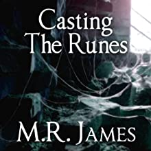Casting the Runes Audiobook by M. R. James Narrated by David Suchet
