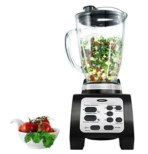 Oster Brly07-B 600-Watt, 7-Speed Fusion Blender, Black front-14162
