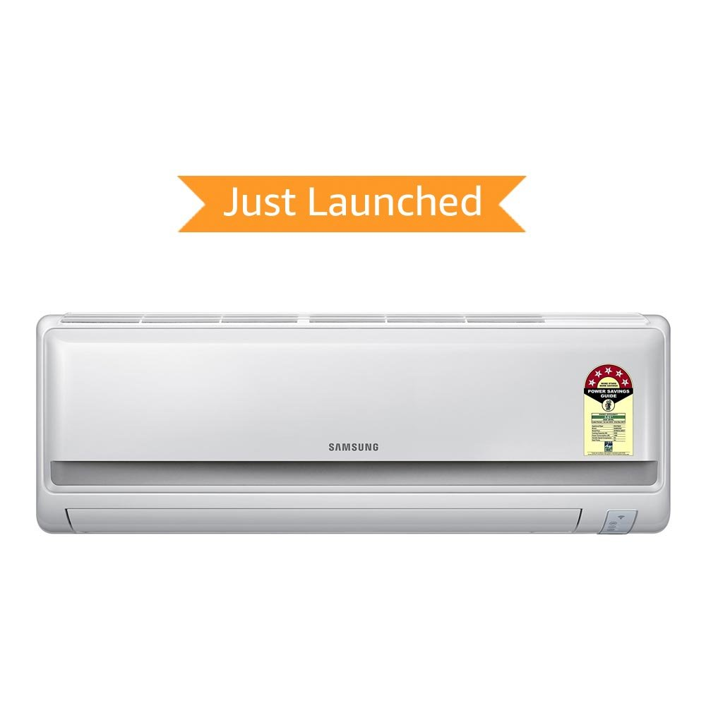 Up to 15% OFF on Samsung ACs and Hitachi Neo Split ACs+ No cost EMI and Exchange Offers By Amazon | Samsung AR18MC5ULGM Split AC (1.5 Ton, 5 Star Rating, White,Aluminium) with free standard installation* @ Rs.34,490