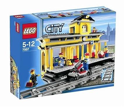 Lego - 7997 - Jeu de construction - LEGO City - La gare