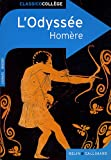 echange, troc Homère - L'Odyssée