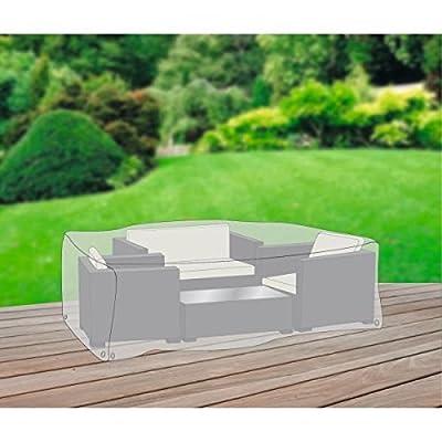 Schutzhülle für Lounge-Gruppen Basic 250x200x80cm von VDG-F.KERSTIN bei Gartenmöbel von Du und Dein Garten
