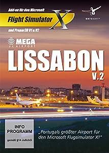 Flight Simulator X - Mega Airport Lissabon V2.0 (Add-On)