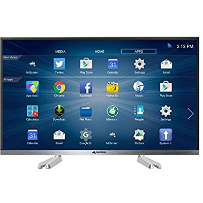 Micromax 32 Canvas-s 81 cm ( 32 ) HD Ready (HDR) LED Television