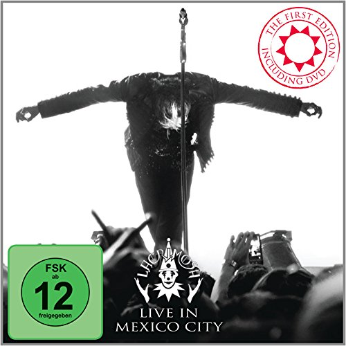 Live in Mexico City (3 DVD)