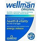 Vitabiotics Wellman Vitamin & Mineral Supplement, 30 Tablets