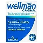 Vitabiotics Wellman Vitamin & Mineral...