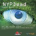 Auf den ersten Blick (NYPDead - Medical Report 2) Hörspiel von Andreas Masuth Gesprochen von: Wolfgang Condrus, Ghadah Al-Akel, Norman Matt