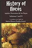 img - for History of Ilocos : Volumes I and II book / textbook / text book