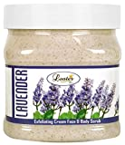 Luster Lavender Cream Scrub (500 ml)