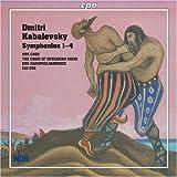 カバレフスキー: 交響曲全集
