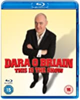 Dara O Briain - This Is the Show (Live) [Blu-ray]