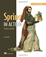 Spring in Action, 4th Edition Front Cover
