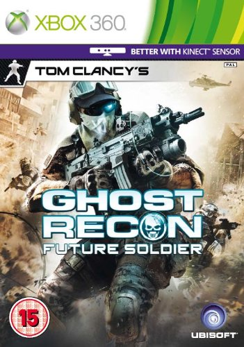 Tom Clancy's Ghost Recon Future Soldier - Kinect Compatible (XBOX 360)