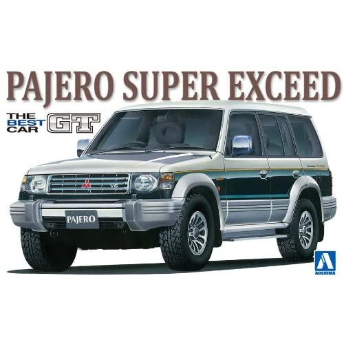 V43-Pajero-Super-Exceed-Aoshima-No-59-The-Best-Car-GT