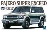 1/24 ザ・ベストカーGT No.59 V43 パジェロ スーパーエクシード