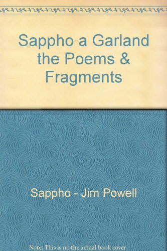 poem of sapho analysis Here, he speaks through the persona of sappho men enter the poem as admirers of sappho, through whom sappho, and the tale of her love, shall live again.