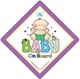 Baby On Board Car Sign Patchwork Baby on Board Car Signs Unisex Baby on Board Car Window Safety Sign baby on board Unisex Baby on Board Baby Car Sign Baby Car Safety Sign Unisex Baby on Board Signs
